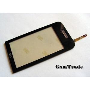 Samsung s5230 érintőplexi, touchscreen, fekete wifi logo