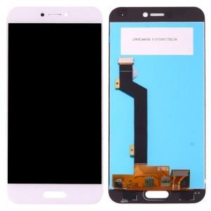 Xiaomi Mi 5c gyári fehér LCD kijelző