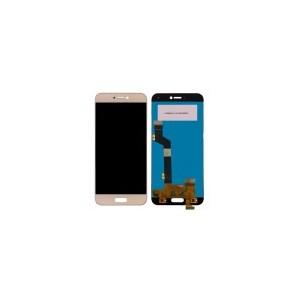 Xiaomi Mi 5c gyári arany színű LCD kijelző