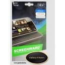 Samsung Galaxy S képernyővédő fólia, screenprotector