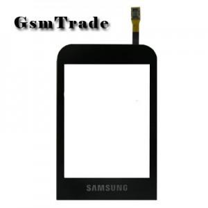 Samsung GT-C3300 Champ érintőplexi, touchscreen fekete