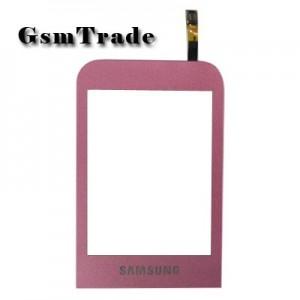 Samsung GT-C3300 Champ érintőpanel, touchscreen pink