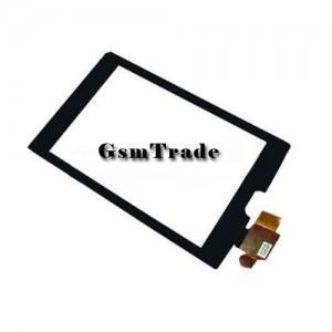 Huawei U8500 érintőpanel, touchscreen, digitizer, fekete