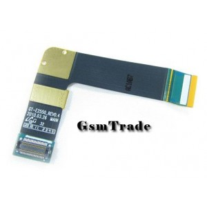Samsung GT-E2550 utángyártott átvezető kábel,flex kábel