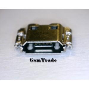 Samsung töltőcsatlakozó,USB csatlakozó S8000, S8300, S5600, S5560