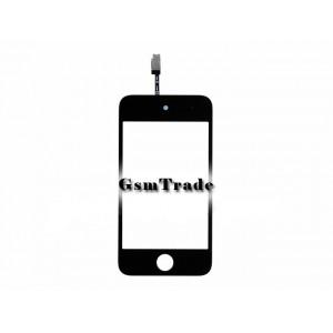 Ipod Touch 4G fekete érintőplexi