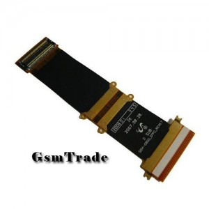 Samsung G800 utángyártott szalagkábel, átvezető fólia, flexkábel