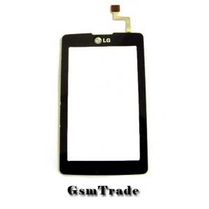 LG KP500 érintőplexi, érintőpanel, touchscreen