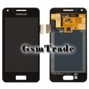 Samsung GT- I9070 Galaxy S Advance LCD modul, fekete
