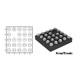 LP 3929 TMEX regulátor ic