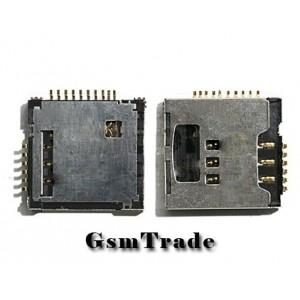 SIM/SD olvasó több típushoz S5230,P900 stb.