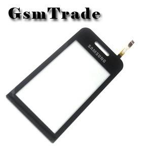 Samsung s5230 érintőplexi, touchscreen, black