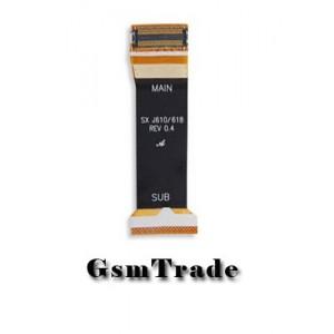 Samsung SGH-J610 átvezető fólia, szalagkábel, flexkábel