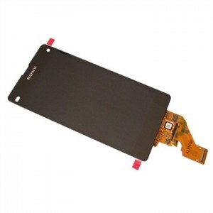 Sony Xperia Z1 Compact D5503 LCD modul, keretes