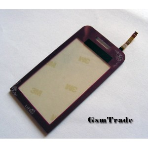 Samsung GT-S5230 érintőplexi, touchscreen, LaFleur