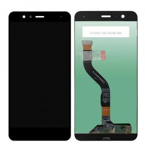Huawei P10 Lite 2017 gyári fekete színű LCD kijelző