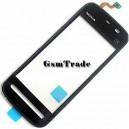 Nokia 5230 érintőpanel, touchscreen fekete