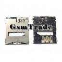 Sony Xperia Z L36H sim kártya olvasó,sim kártya tart