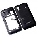 Samsung GT-S5830 Galaxy Ace komplett fekete gyári ház gombokkal