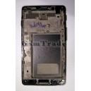 LG Optimus L7 II P710 gyári fekete előlapi keret
