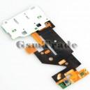 Nokia 6500 slide gyári átvezető kábel, flexkábel